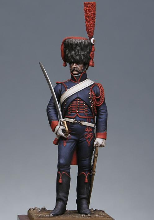 Trompettes du 9ème Hussards 1409130706293593412519649