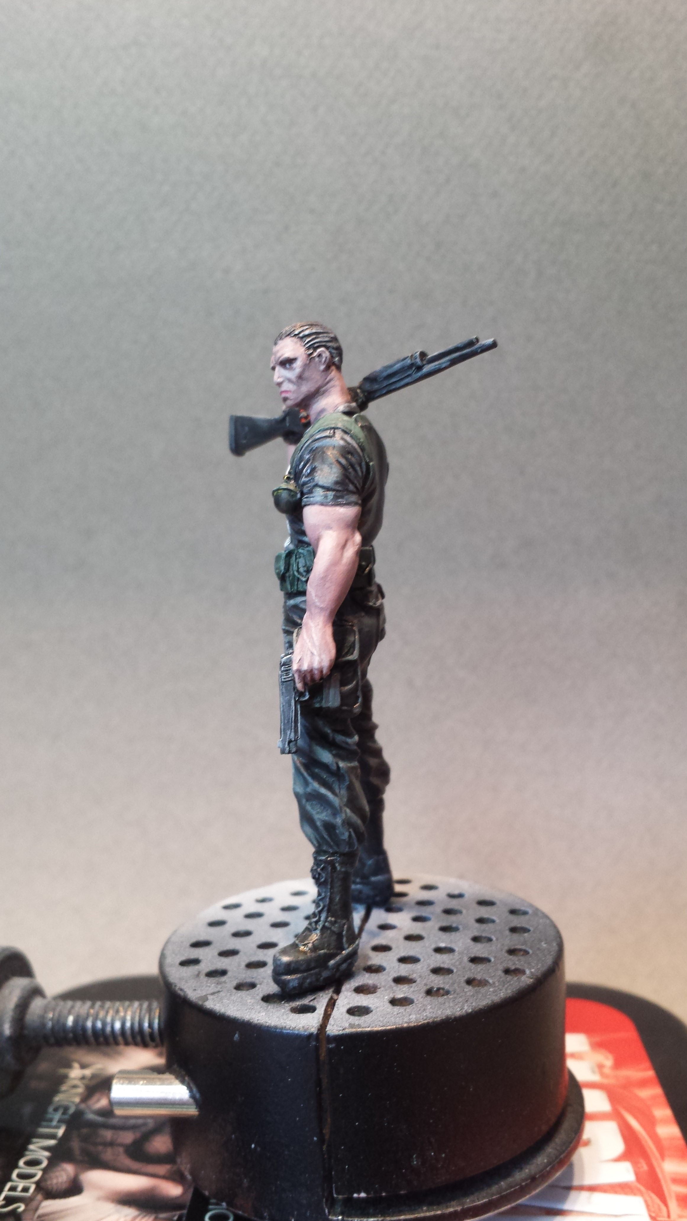 The punisher - Knight model 14091403073214336412520823