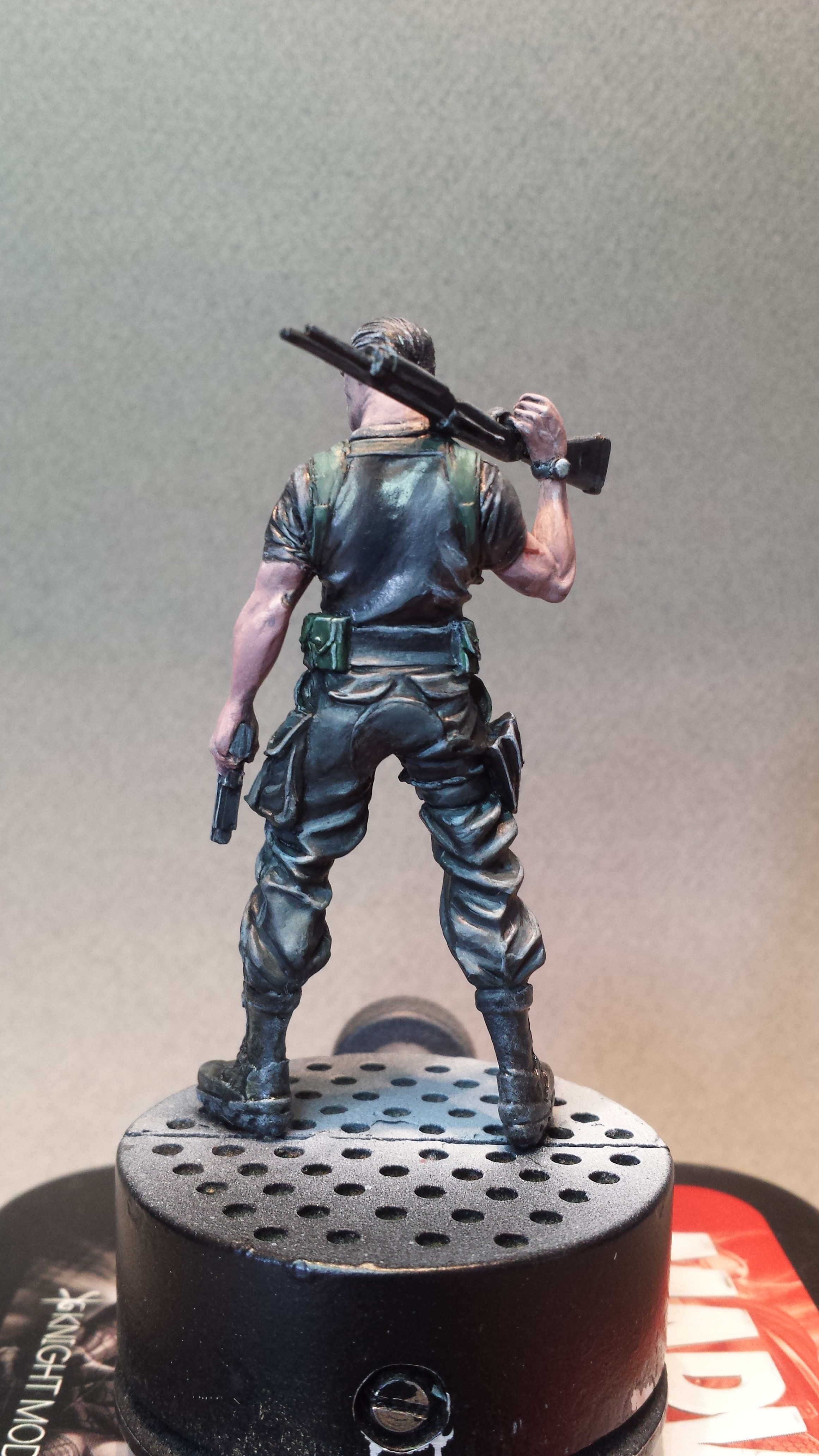 The punisher - Knight model 14091403075414336412520824