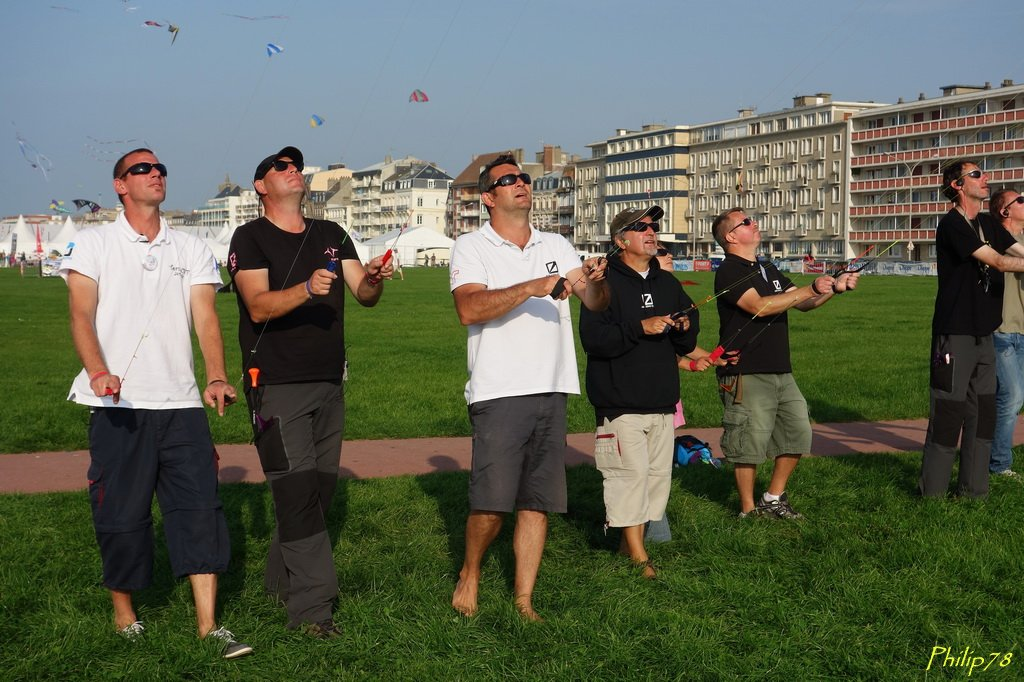 Dieppe 2014 - Quelques images 14091410410515083512520266