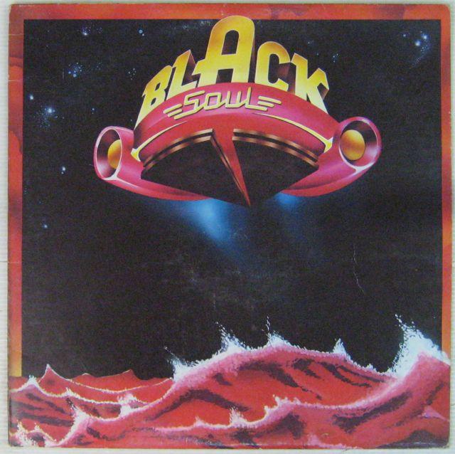 BLACK SOUL - Black Soul - LP