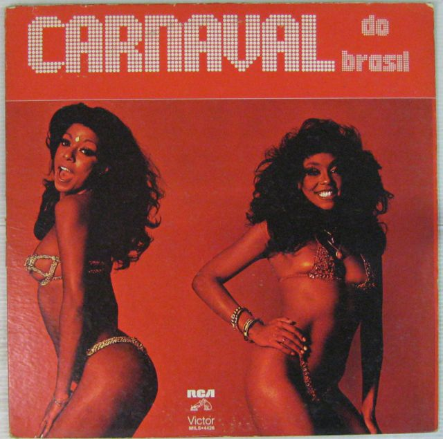 ARTISTES DIVERS - Carnaval do Brasil - LP