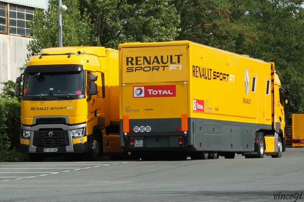 Usine renault sport f1 viry chatillon forum for Garage renault viry chatillon