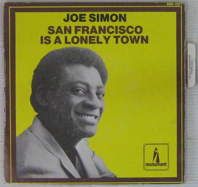 SIMON JOE - San Francisco - 7inch (SP)