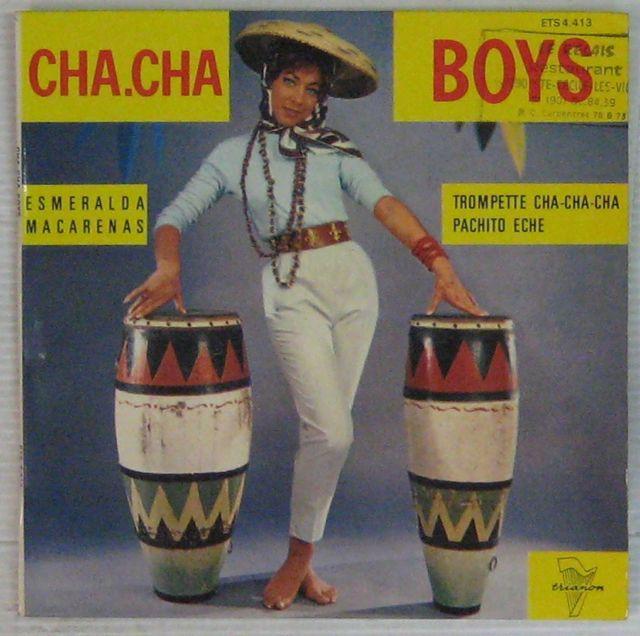 Cha Cha Boys Esmeralda