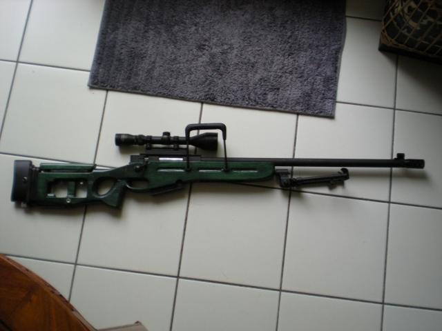 SV98 - снайперская винтовка CB98 (SV98) 1409290814415779412566710
