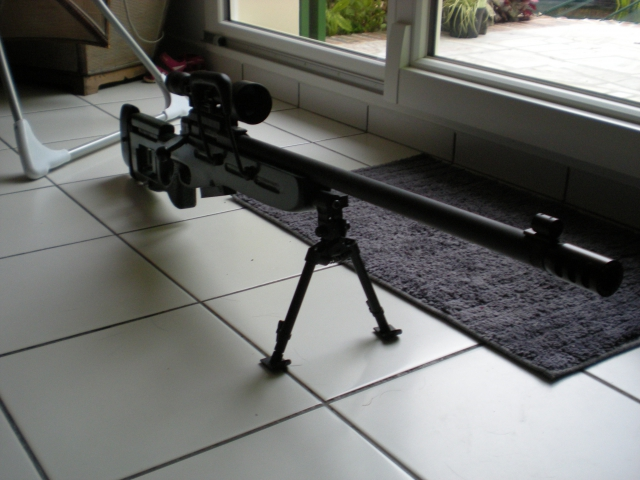 SV98 - снайперская винтовка CB98 (SV98) 1409290814545779412566711
