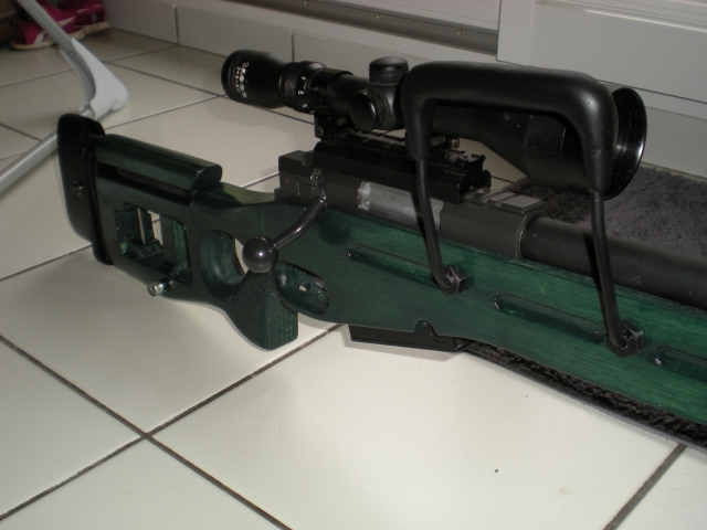 SV98 - снайперская винтовка CB98 (SV98) 1409290815045779412566712