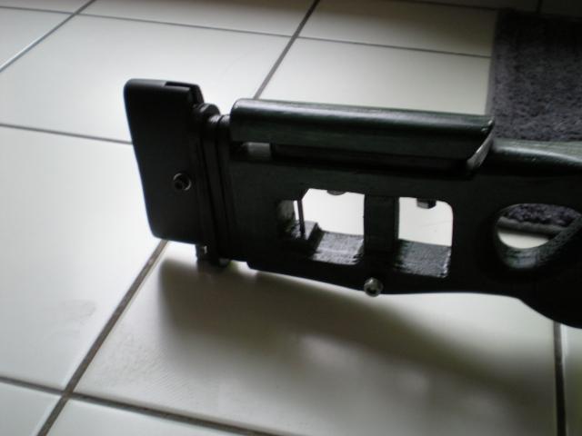 SV98 - снайперская винтовка CB98 (SV98) 1409290815165779412566713
