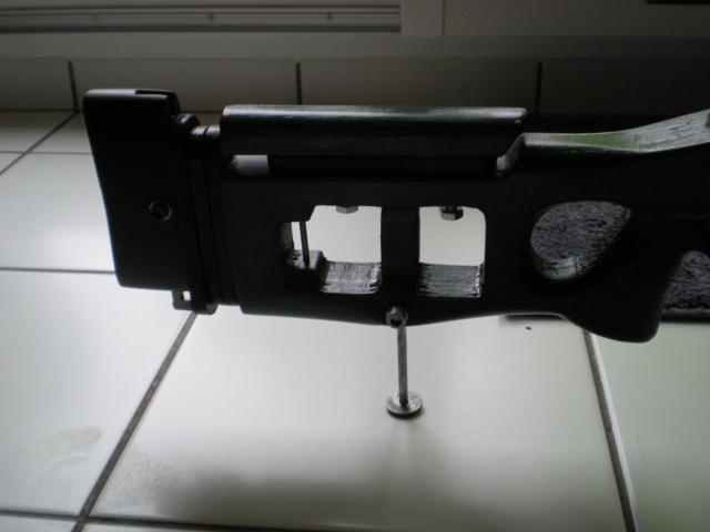SV98 - снайперская винтовка CB98 (SV98) 1409290815295779412566714