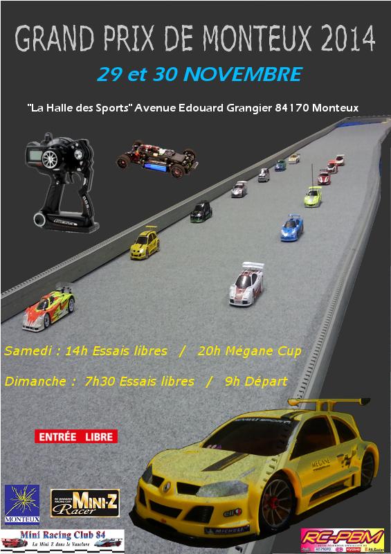 (84) - 29 et 30 Novembre 2014 - MRC 84 - Grand Prix de Monteux 2014 1409301048426876912570450