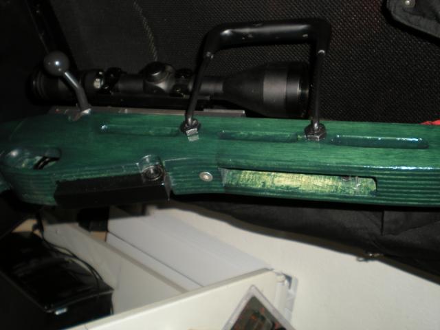 SV98 - снайперская винтовка CB98 (SV98) 1410020745585779412575596