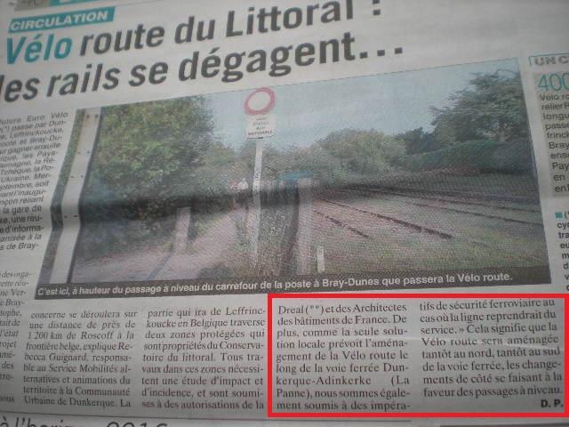 Heropening spoorlijn Duinkerke - Adinkerke ? - Pagina 10 14100210404514196112576130
