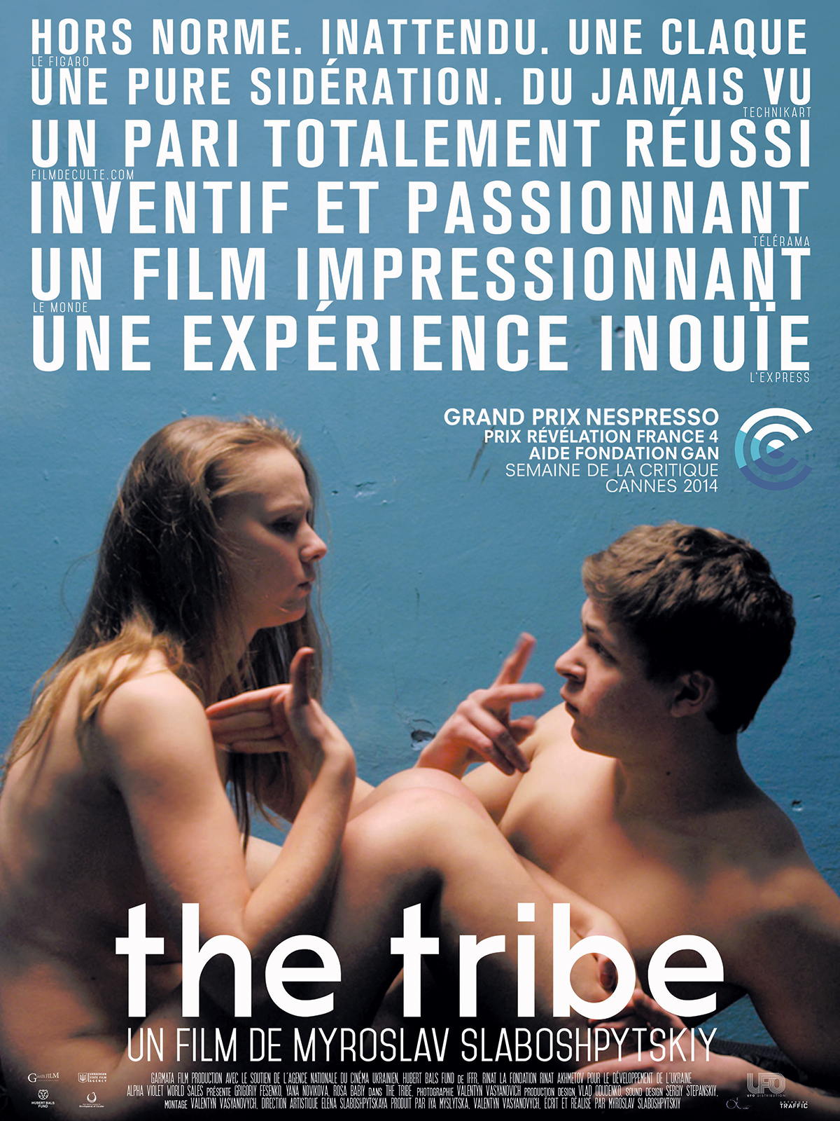 The Tribe Affiche
