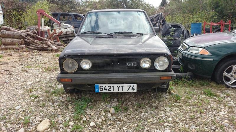 Vente de Golf MK1 GTI 14100408334018032812578786