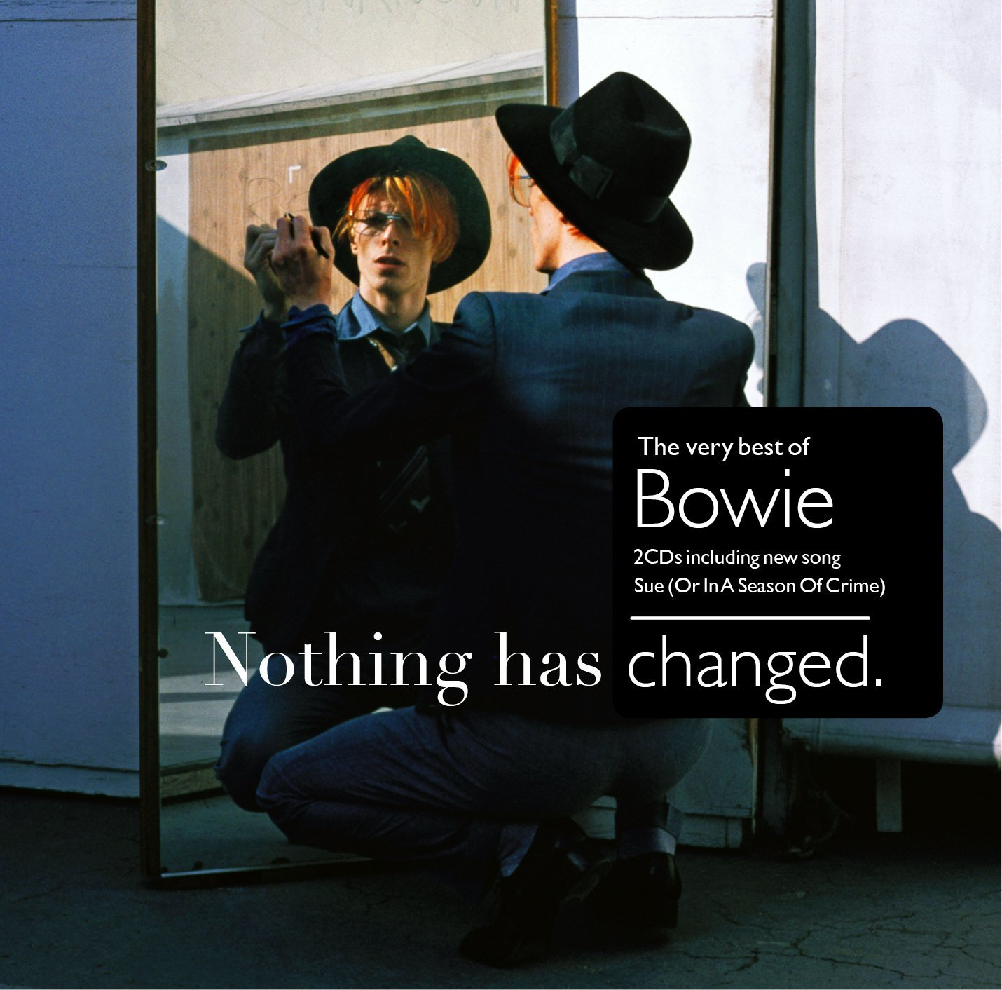 David Bowie - Nothing Has Changed (2CD)