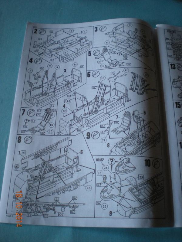 Heinkel He 219-A revell 1410180534339761712623510