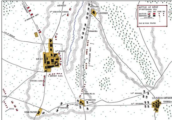 Bataille de Néry, 1er septembre 1914 - Tommy's War /WIP - Terminé 14101910214112278512625053