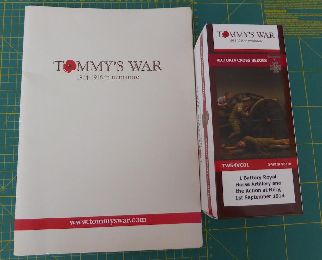 Bataille de Néry, 1er septembre 1914 - Tommy's War /WIP - Terminé 14101910425012278512625111