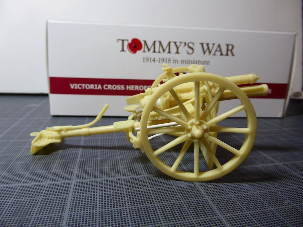 Bataille de Néry, 1er septembre 1914 - Tommy's War /WIP - Terminé 14102008490412278512629516