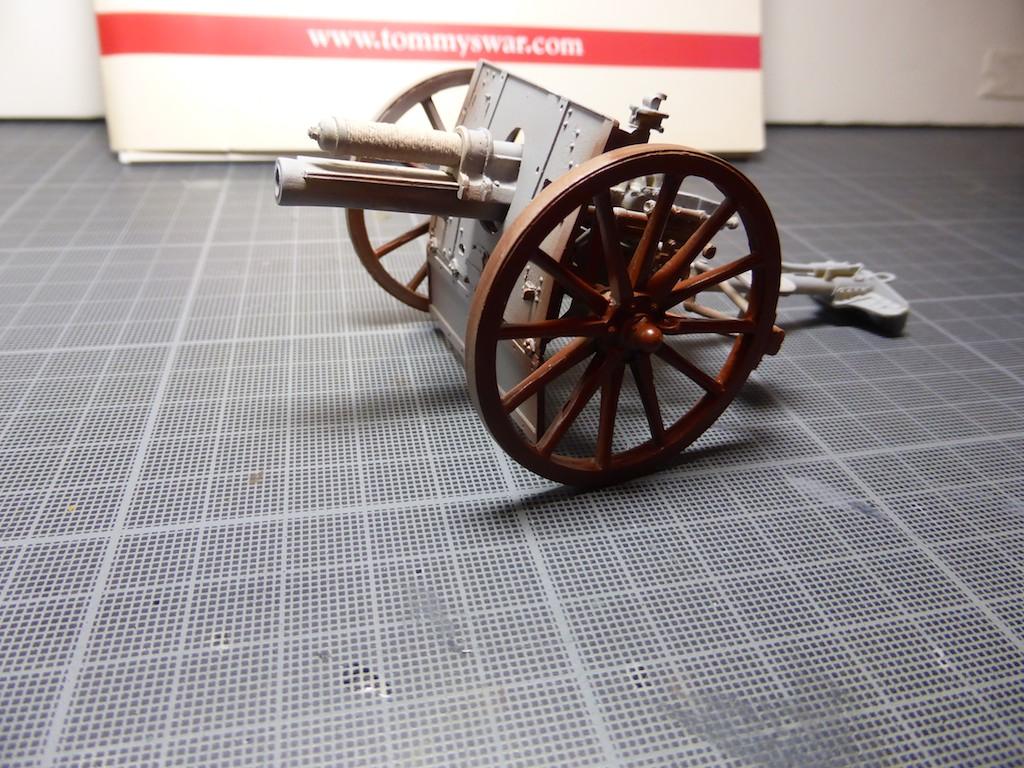 Bataille de Néry, 1er septembre 1914 - Tommy's War /WIP - Terminé 14102008501812278512629530