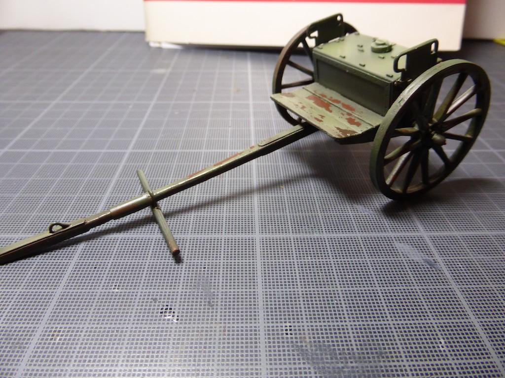 Bataille de Néry, 1er septembre 1914 - Tommy's War /WIP - Terminé 14102105055112278512631146