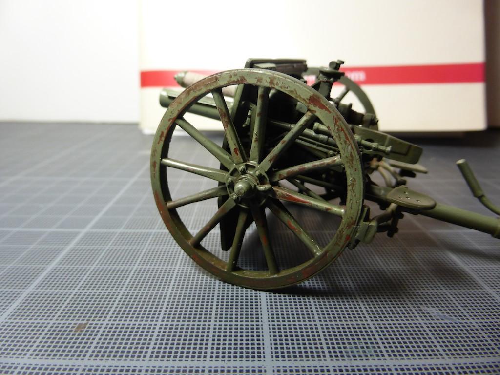 Bataille de Néry, 1er septembre 1914 - Tommy's War /WIP - Terminé 14102105061912278512631153