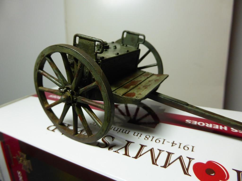 Bataille de Néry, 1er septembre 1914 - Tommy's War /WIP - Terminé 14102105065112278512631167