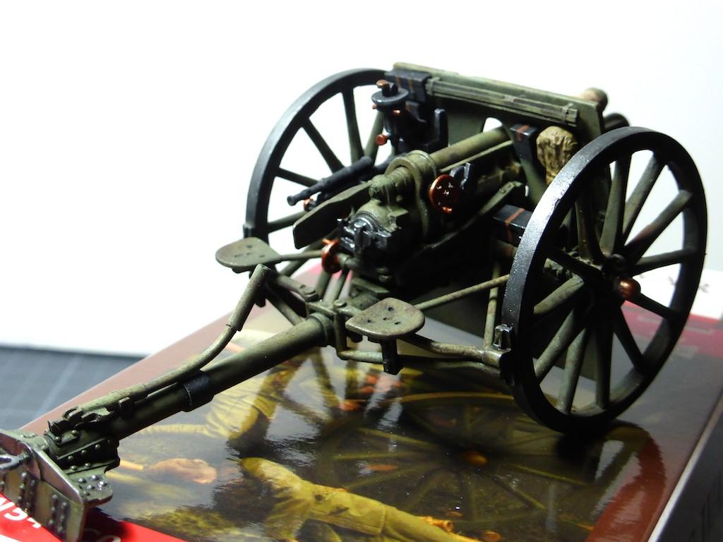 Bataille de Néry, 1er septembre 1914 - Tommy's War /WIP - Terminé 14102306141212278512637552