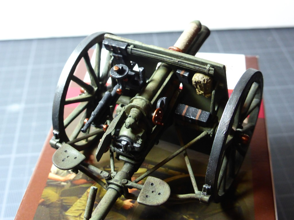 Bataille de Néry, 1er septembre 1914 - Tommy's War /WIP - Terminé 14102306141512278512637553