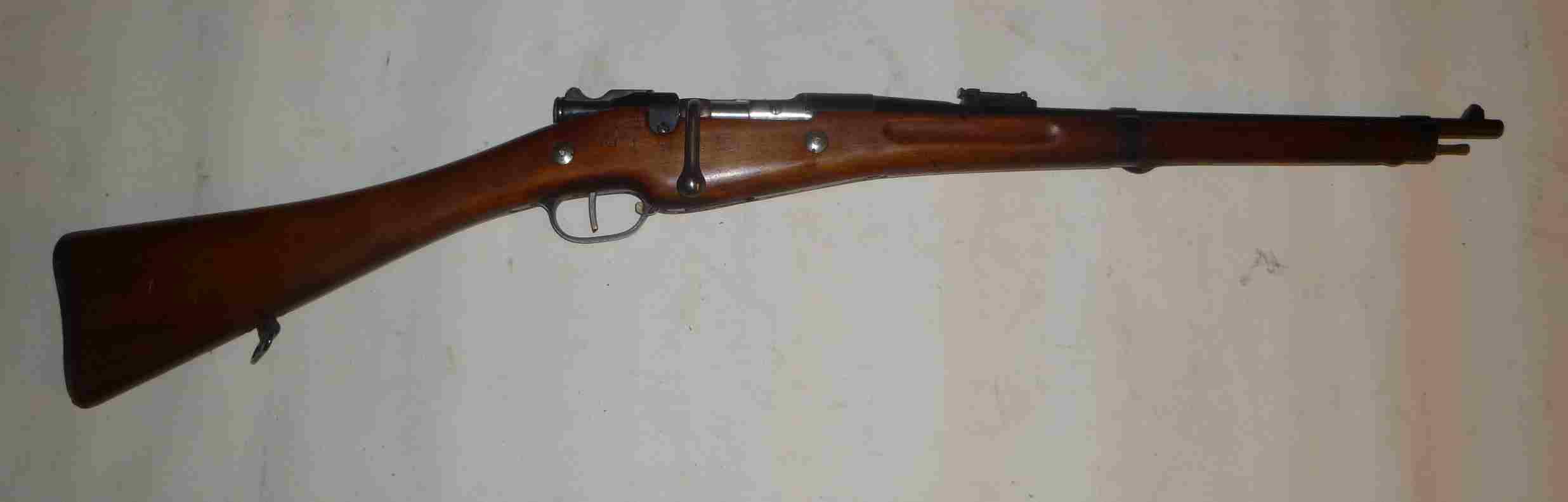 Carabine de cuirassier de St-Etienne 1914 suite 14102310135218218612635591
