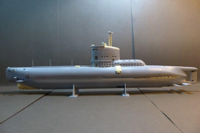 """U-BOOT type XXIII """"spécial navy"""" 1/72 - Page 2 1410250948529667012643983"""