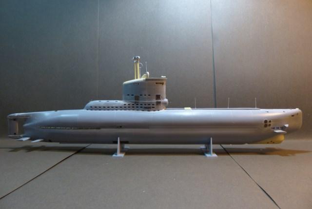 """U-BOOT type XXIII """"spécial navy"""" 1/72 - Page 2 1410250948529667012643984"""