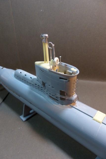 """U-BOOT type XXIII """"spécial navy"""" 1/72 - Page 2 1410250948529667012643985"""