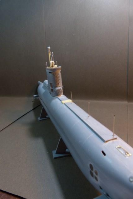 """U-BOOT type XXIII """"spécial navy"""" 1/72 - Page 2 1410250948529667012643986"""