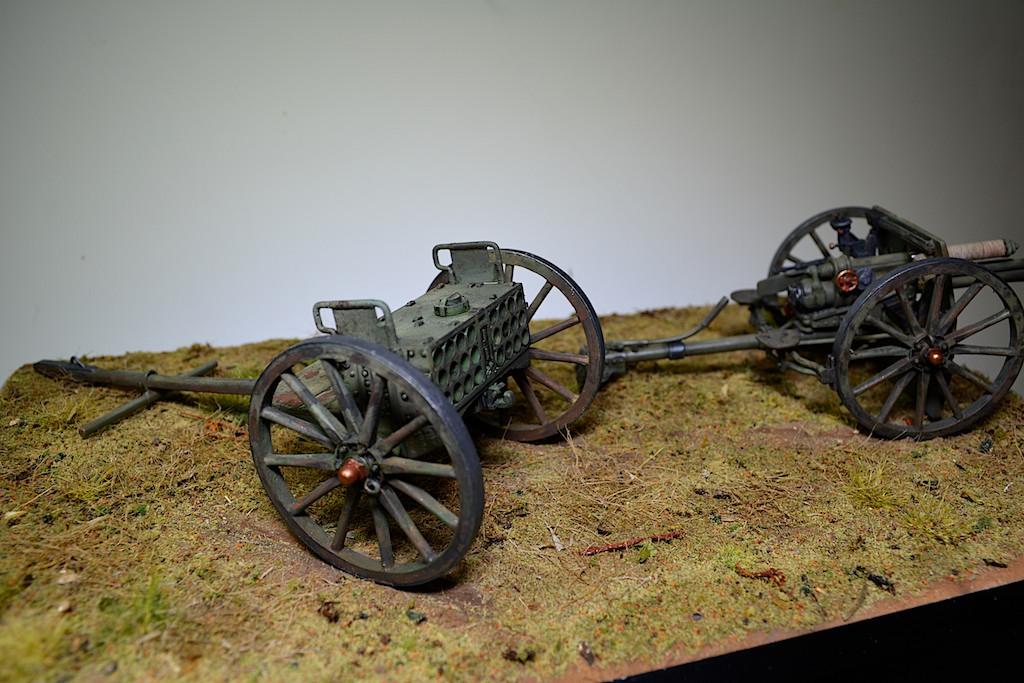 Bataille de Néry, 1er septembre 1914 - Tommy's War /WIP - Terminé 14102806102512278512652596