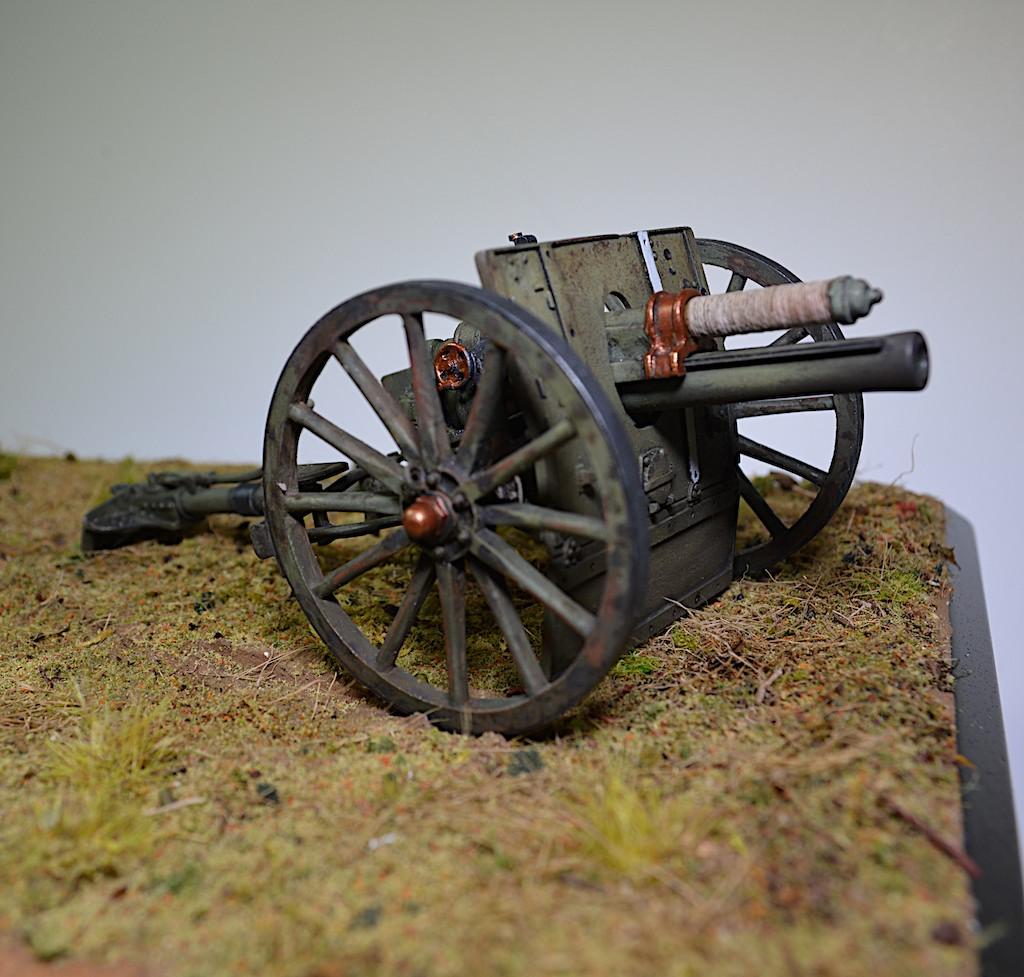 Bataille de Néry, 1er septembre 1914 - Tommy's War /WIP - Terminé 14102806102812278512652597