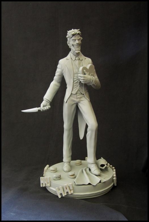 Joker New 52 statue  14110203280516083612667004