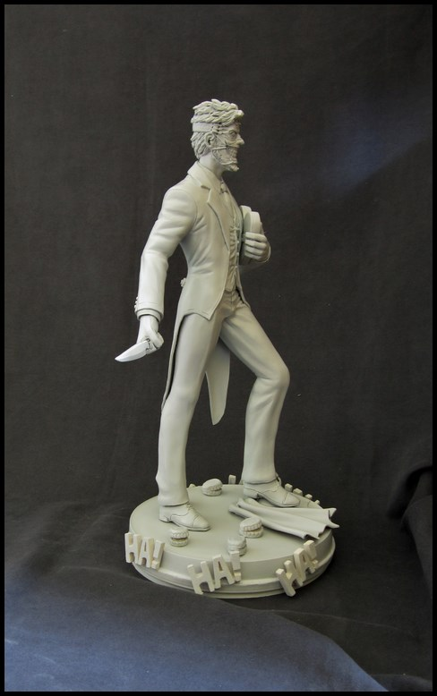 Joker New 52 statue  14110203280716083612667005