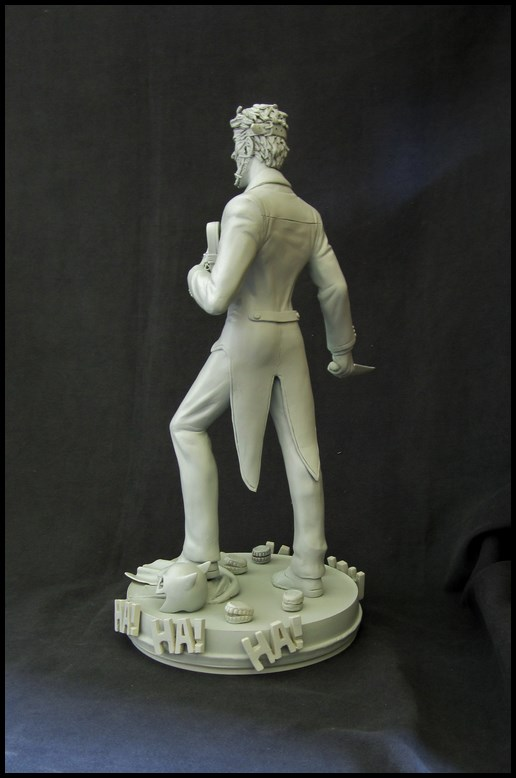 Joker New 52 statue  14110203281016083612667007