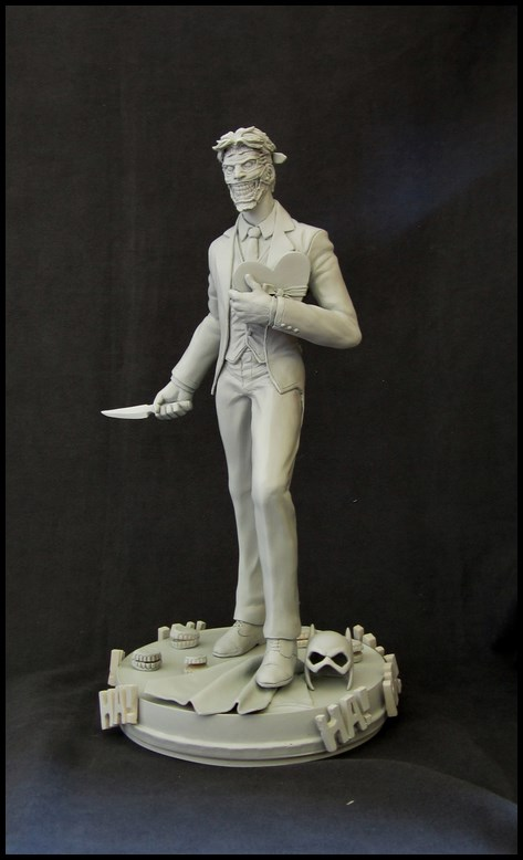 Joker New 52 statue  14110203281116083612667008