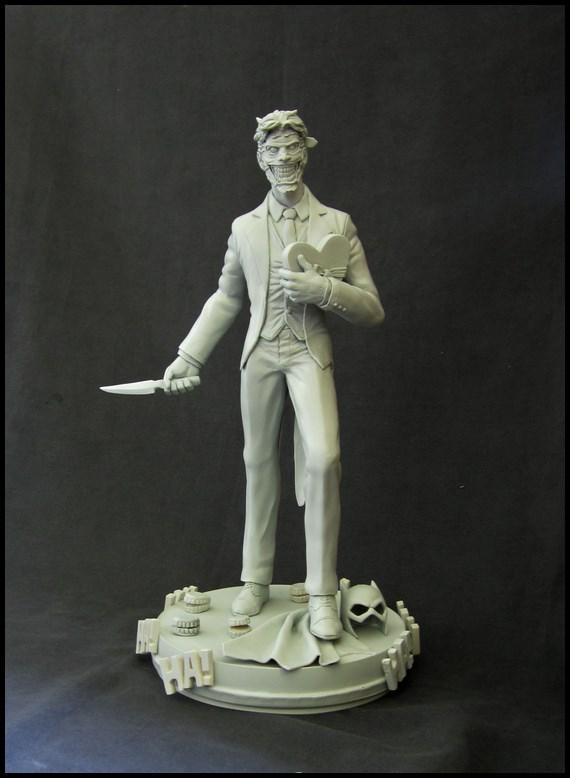 Joker New 52 statue  14110203281316083612667009