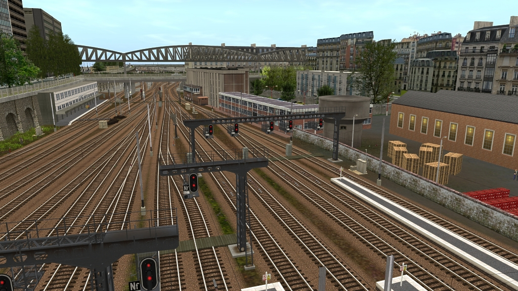 Paris austerlitz brive forum trains trainz for Train tours paris austerlitz