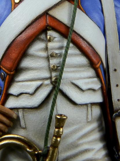 6ème Rgt Chasseur à Cheval 1795 - Atelier Maket 1411030943573593412668932