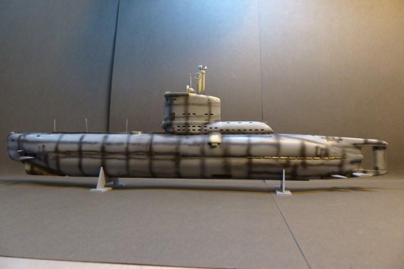"""U-BOOT type XXIII """"spécial navy"""" 1/72 - Page 2 1411041001529667012673692"""