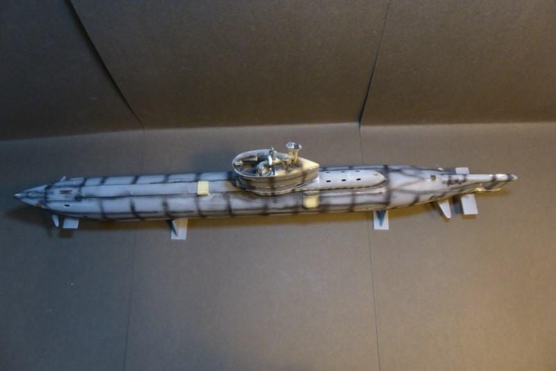 """U-BOOT type XXIII """"spécial navy"""" 1/72 - Page 2 1411041001529667012673694"""
