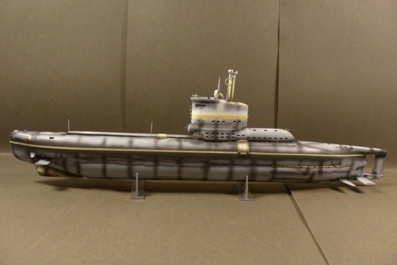 """U-BOOT type XXIII """"spécial navy"""" 1/72 - Page 2 1411041001539667012673695"""