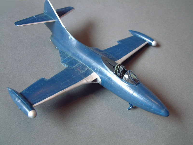 """[Trumpeter] F9F 2P """"Panther"""" - 1/48e 1411080936254769012684505"""
