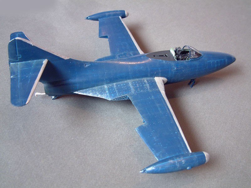 """[Trumpeter] F9F 2P """"Panther"""" - 1/48e 1411080936264769012684506"""