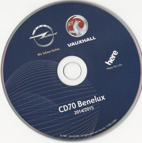 BENELUX CD